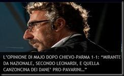 OPINIONE MAJO DOPO CHIEVO PARMA 1-1