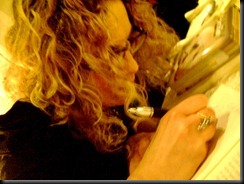 teresa giulietti firma autografa