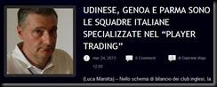 marotta player trading