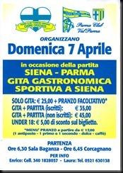 PARMA CLUB GITA