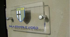 slide sala stampa e video