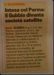 gds gubbio satellite parma