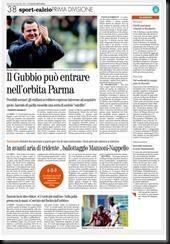 giornale dell'umbria settembre 2012