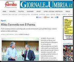 giornale umbria 18 05 2013