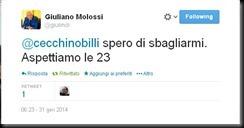 Tweet Molossi