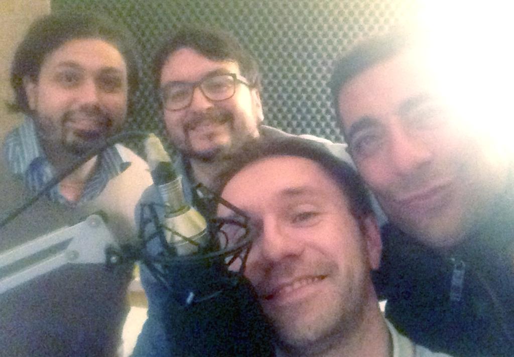 RADIO BLA BLA LOVES PARMA  GLI INVIATI DELL EMITTENTE DONENICA HANNO ... e6c768f1531
