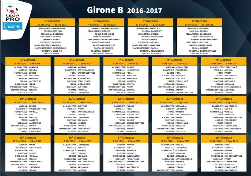 Calendario Pordenone Calcio.Calendario Parma Calcio 1913 Stadio Ennio Tardini Parma