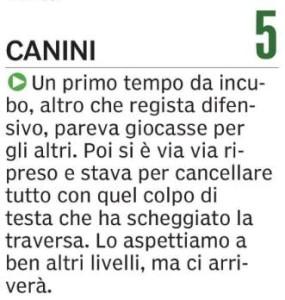 canini 5