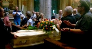 funerale maestro tonino fereoli