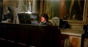 funerale maestro tonino fereoli, organo M Alberto Givera