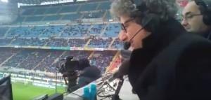 Riccardo Cucchi Inter Empoli Ultima Radiocronaca