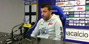 Roberto D'Aversa pre Albinoleffe Parma