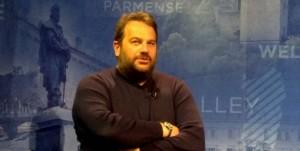 Daniele Faggiano ospite di Teleducato
