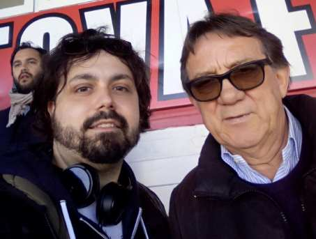 Luca Savarese e Roberto Boninsegna Mantova Parma
