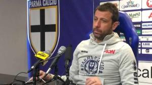 Mister Roberto D'Aversa conferenza prima di Parma-Fano