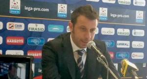 Roberto D'Aversa Gubbio Parma