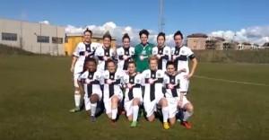 Serie C Femminile Parma Correggese, 11 crociato