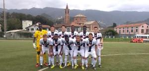 Torneo di Viareggio Genoa Parma undici crociato