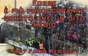 Fort Parma resiste
