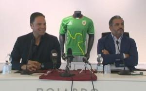 Mike-Piazza-con-Maurizio-Franzone