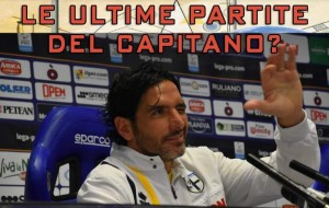 ultime partite del capitano