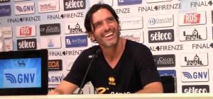Alessandro Lucarelli conferenza stampa dopo Parma-Alessandria 2-0