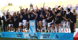 PARMA VINCE PLAY OFF SERIE B