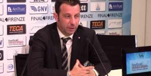 Roberto D'Aversa dopo Parma-Alessandria finale play off