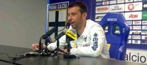 Roberto D'Aversa vigilia Parma Alessandria finale