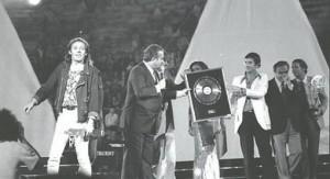 FESTIVALBAR 1983 VITTORIO SALVETTI