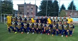 Torneo di Vignola Cesena Parma 08 08 2017 formazione crociata