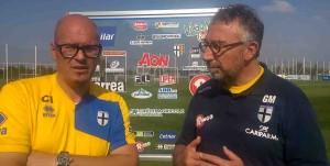Cristian Iori Gabriele Majo vigilia Parma Cittadella Primavera