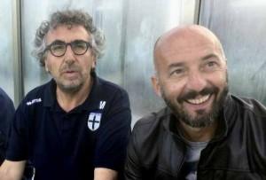 Gabriele Majo e Fausto Pizzi