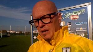 Cristian iori prima di Spezia Parma