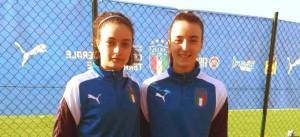 Imen Marika Bonomo e Giorgia Terzoni