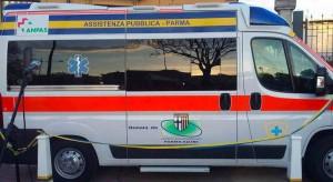 ccpc ambulanza
