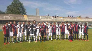 under 17 test match parma bologna