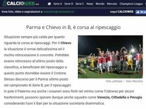 calcio web