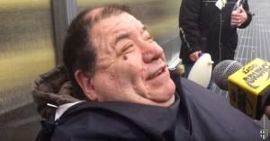 fabio giarelli inaugurazione tettoia disabili tardini