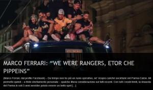 ferrari rangers