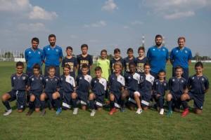 raduno rosa under 12 parma calcio 2018-19