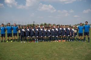 raduno rosa under 13 parma calcio 2018-19