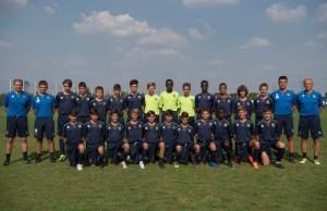 raduno rosa under 14 parma calcio 2018-19