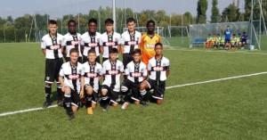 Bologna parma prima giornata campionato under 14