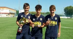 marconi napolitano benassi capocannoniere della Italy International Cup