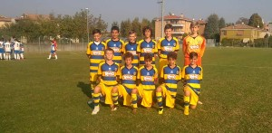UNDER 15 INTERPROV PARMA-NEW TEAM 14 10 2018
