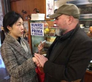 morosky fidanzata cinese