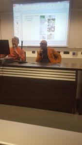 balestrazzi e majo al corso giornalisti 07 02 2019