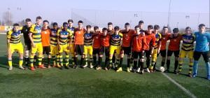 parma under 17 vs rappr juniores FIGC CRER