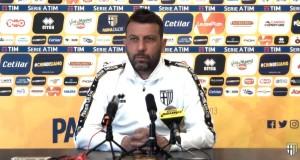 roberto d'aversa conferenza stampa pre parma atalanta